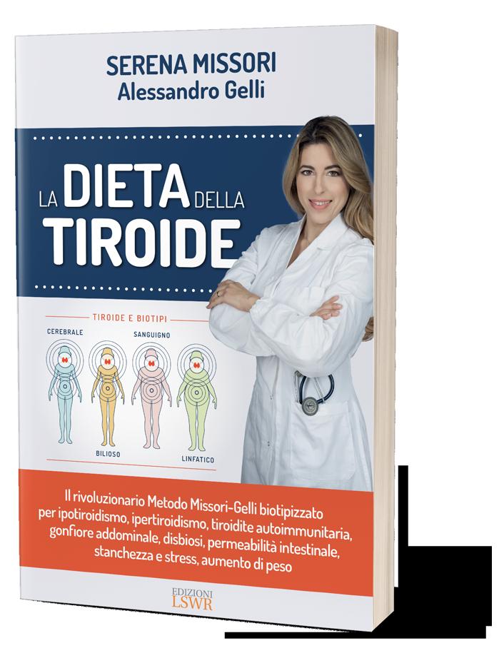 La Dieta della Tiroide libro
